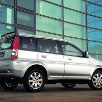 Honda_HR-V_SUV 5 door_1999