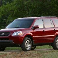 Honda_Pilot_SUV 5 door_2003